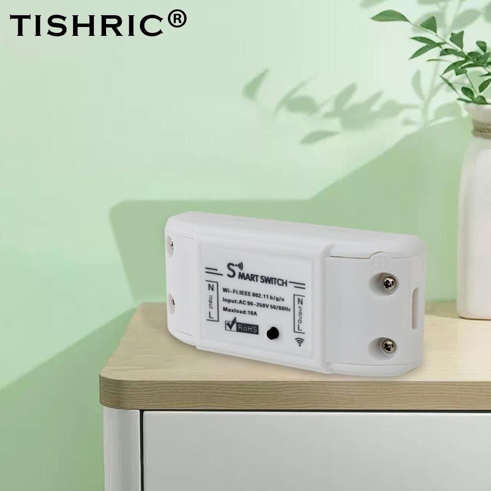 Tuya Smart WIFI Schalter Smart Leben Home Automation Relais Modul DIY Timer Licht 220V Arbeit mit Google Home Alexa smart Leben