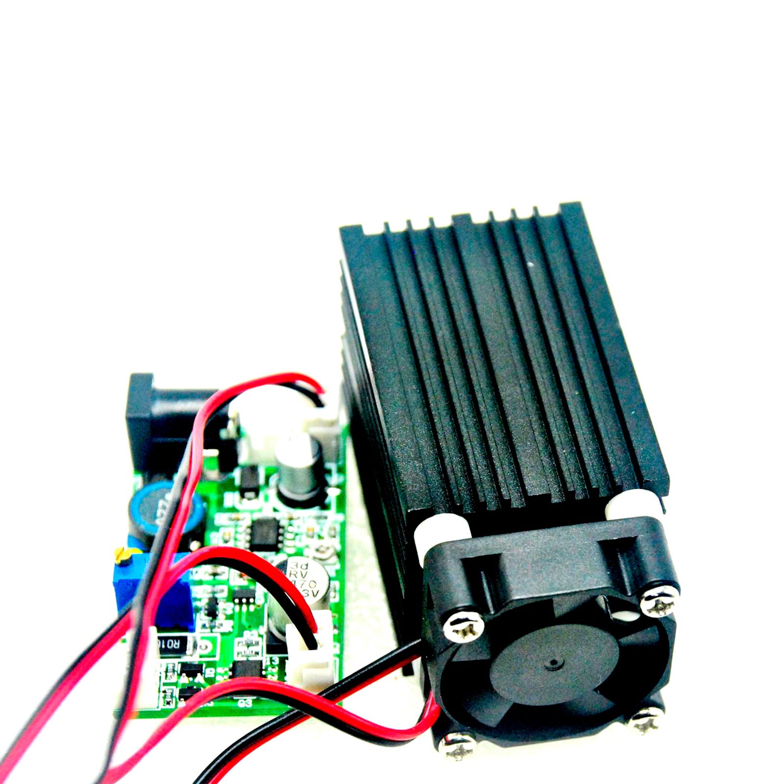 com ventilador de refrigeração ttl e adaptador ac