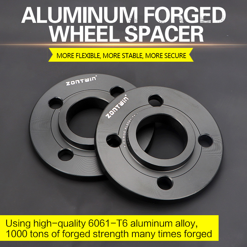 2/4Pieces 3/5/8/12/15/20mm Wheel Spacer Adapter PCD 4x100 CB 57.1mm 4 Lug Suit For VW-Audi Universal Car M12xP1.5