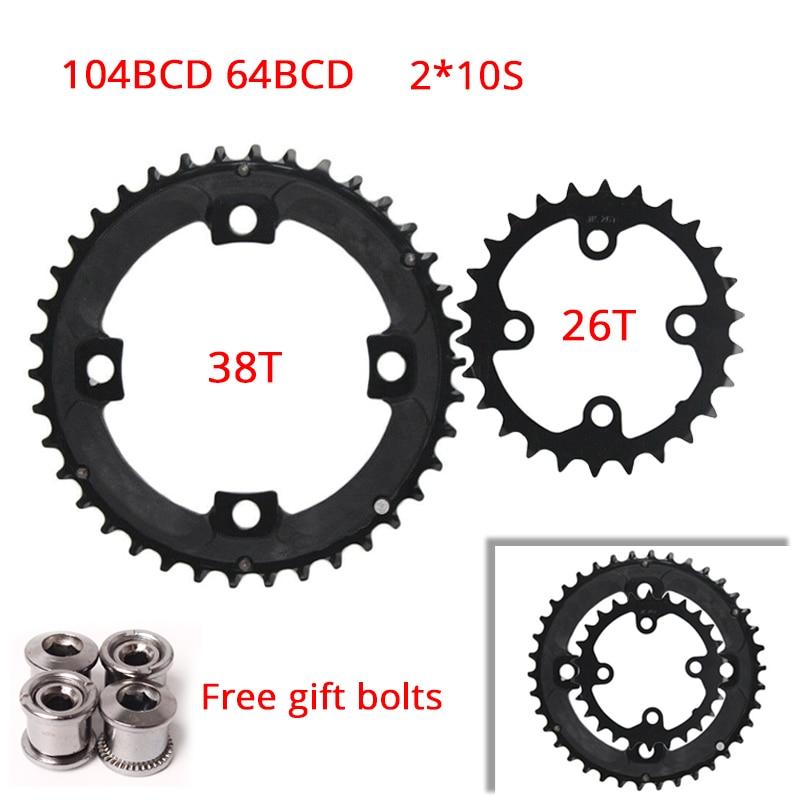Single Speed Bike Chain Ring Bike Chainring 104 Bike Folding Bicycle Parts