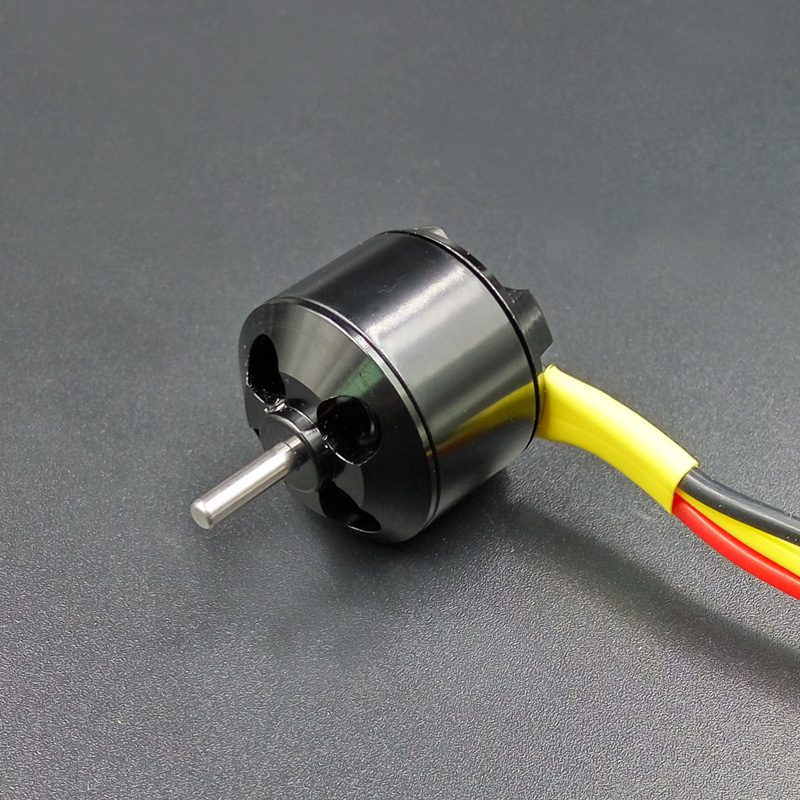 1PCS A2212 <font><b>1200KV</b></font> Fixed Wing Brushless Motor 3.17mm Axis 3S Lipo 27.7x40mm Parts for RC Aircraft Model within 600mm image