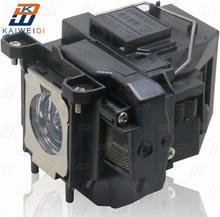 EB S02 EB S11 EB S12 EB W12 EB W16 EB X02 EB X12 EB X14 EB X14G EH TW550 EX3210 H494C lampa projektora dla ELPL67 do projektora EPSON