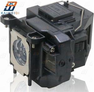 Image 1 - EB S02 EB S11 EB S12 EB W12 EB W16 EB X02 EB X12 EB X14 EB X14G EH TW550 EX3210 H494C Lampe De Projecteur pour ELPL67 pour EPSON