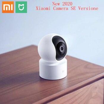 2020 Xiaomi Mihome Smart IP Camera PTZ SE Edition 1080P HD Night Vision AI Detection 360° Mijia Camera Baby Security Monitor