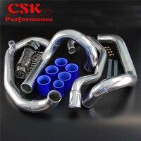 Kit de tubulação intercooler do elevado desempenho se encaixa para 96 00 subaru impreza wrx rs gc8      -