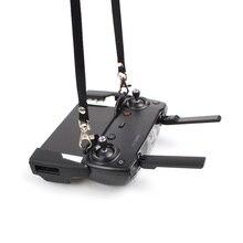Dual Hook Bracket สนับสนุนด้วยสายรัดสำหรับ DJI MAVIC MINI AIR/MAVIC 2 PRO/SPARK CONTROLLER