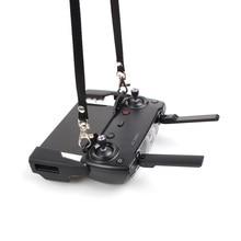 Monture de support à double crochet avec sangle pour télécommande DJI MAVIC MINI AIR/MAVIC 2 PRO/SPARK