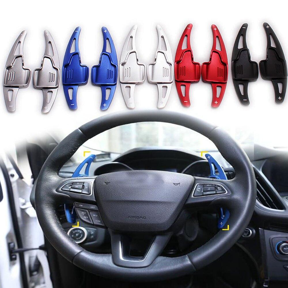 Рычаг переключателя передач для Ford Focus ession Kuga 2017 2018 2019, алюминиевый рычаг переключателя передач, расширитель переключения передач, аксессуа...