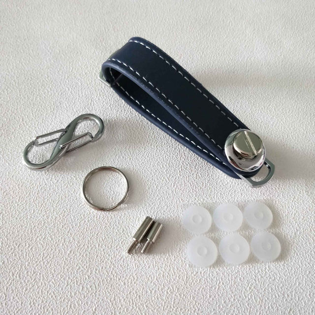 Keychain Purse Ring Collector Housewife Organizer