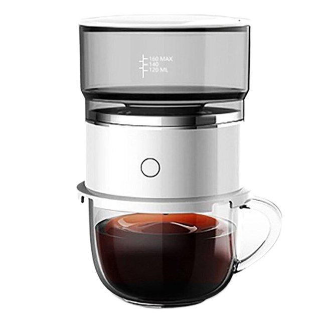 Push Button Coffee Maker 1