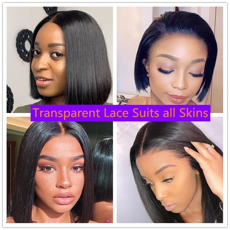 for transparent lace