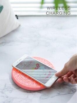 Anime Cardcaptor Card Captor Sakura Sailor Moon Wireless Charger Fast Charging
