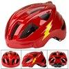 Batfox novo capacete de segurança das crianças ciclismo patinação capacete ultraleve protetor capacete da bicicleta esportes ao ar livre engrenagem protetora 14