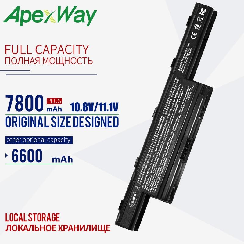 Células de Bateria para Acer Aspire New75 9 AS10D31 AS10D51 AS10D61 AS10D71 AS10D41 4741 5551 5552G 5551G 5560G 5733Z 5741 5741G 7551