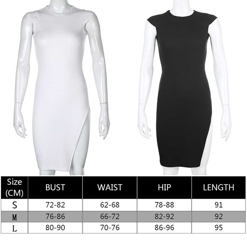 Waatfaak femmes court été Vintage robe blanche décontracté fendu bureau robe d'été noir élégant dames robes coton femmes Club