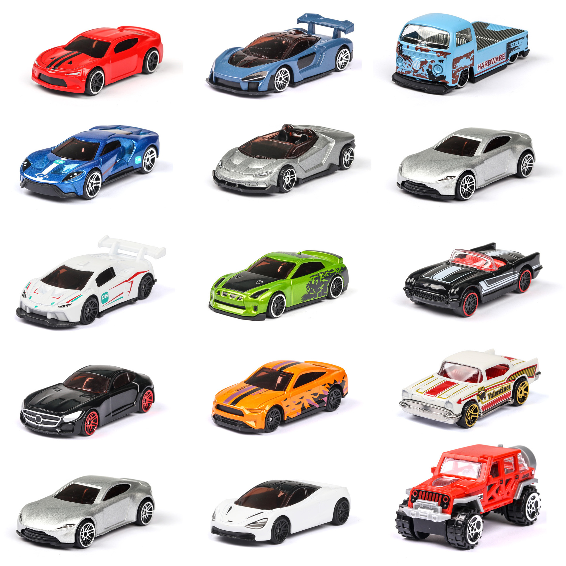 5 Metal Toy Cars 5 In1 Super Value Alloy Diecast Toy Vehicles Model Truck Race Car Play Set 5 Mini Cars For Boys Gift For Kids