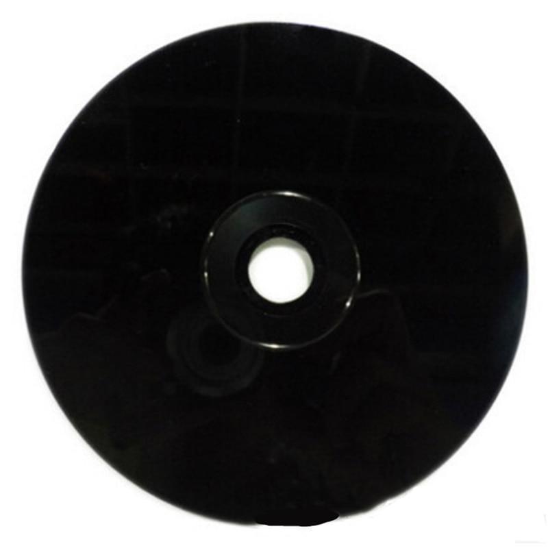 50pcs/lot Blank DJ Black Printed CD Drives CD-R Disks Bluray 700MB 80min 52X Branded Recordable Media Disc Spindle Write 3