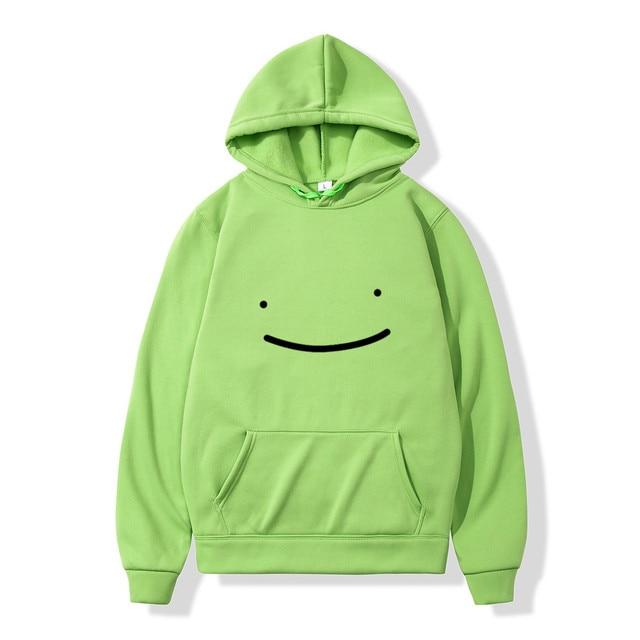 Dream Merch Hoodie Sweatshirts Men Women Pullover Harajuku Tracksui 2021Men's Hoodie Streetwear Casual Fashion Oversized Clothes