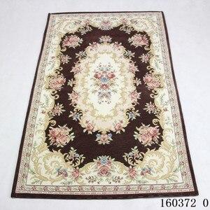 Image 4 - Islamitische Gebed Mat 80*120Cm Cashmere Achtige Thicken Deken Salat Musallah Vloerkleed Tapijt Moslim Namaz Non Slip Bidden Matten