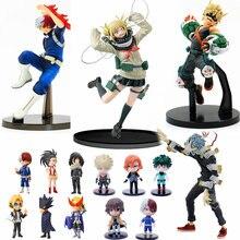 Anime My Hero Academia rysunek krzyż moje ciało pcv kolekcja figurek dekoracja Himiko Toga figurka Model Toy prezenty