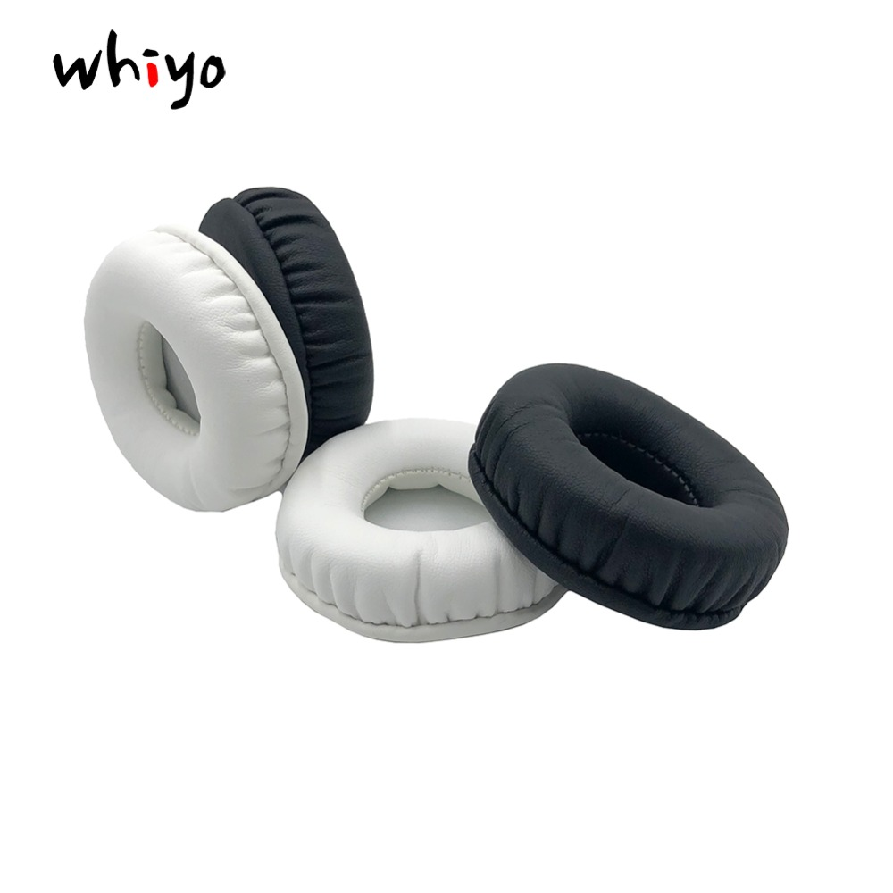 1 Pair of Ear Pads Cushion Cover Earpads Replacement Cups Pillow for <font><b>Sony</b></font> <font><b>MDR</b></font>-ZX610 <font><b>MDR</b></font>-<font><b>ZX660</b></font> <font><b>MDR</b></font>-ZX600 Headset Headphones image