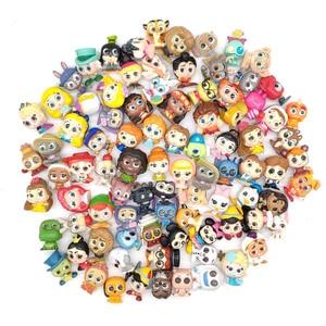 Image 1 - מכירה לוהטת Doorables נסיכת בובות קריקטורה מפלצת צעצוע מיני דגם צעצוע פעולה דמויות בובות לילדים