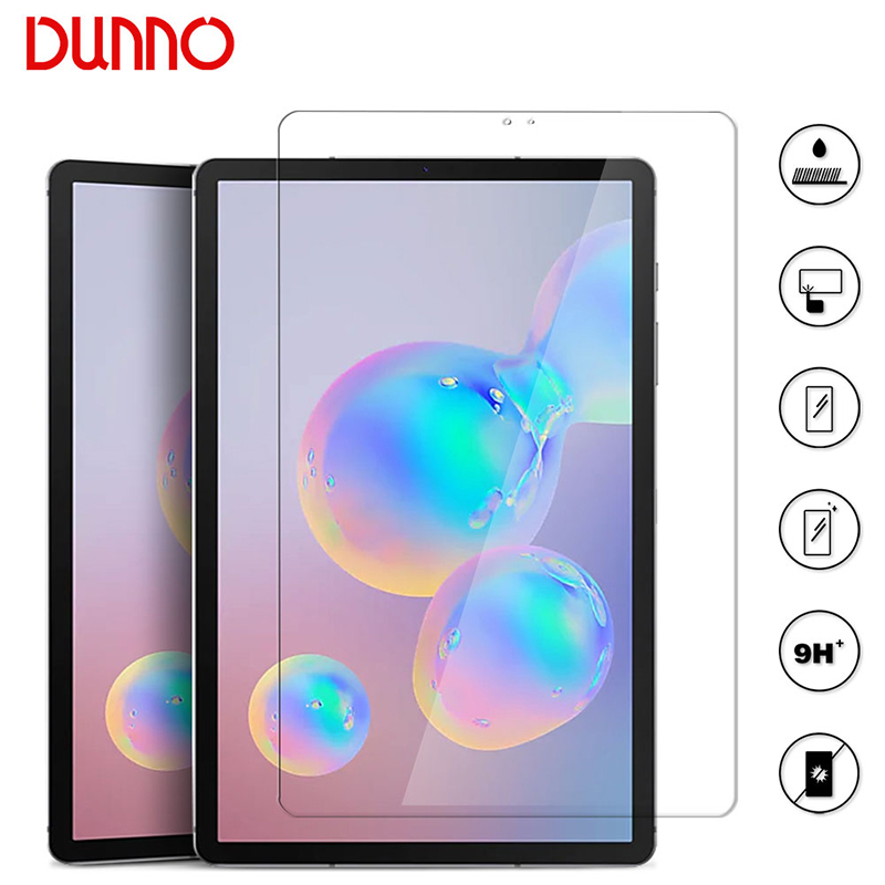 For 2019 Samsung Galaxy Tab S6 S5E S4 Tempered Glass Tab A 10.1 10.5 Screen Protector SM-T860 T865 T510 T515 T720 T725 T290 T295