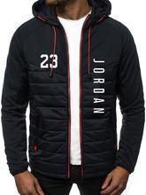 Novo hoodie masculino 23 impressão primavera outono hip hop streetwear jaqueta hoodies moda casual hoodies roupas masculinas