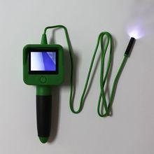 Инспекционная камера с экраном эндоскопа беспроводной бороскоп для наблюдения вентиляционных отверстий, электроприборов сзади, стоков