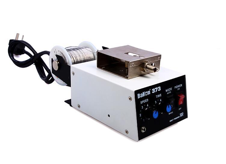 Автоматическая припоя провода питатель педаль паяльная станция паяльная машина сварочный питатель электронный продукт Сварка BK373