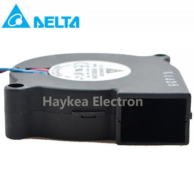 Dla Delta BFB0512HH 5015 12V 0.32A 50X50X15mm turbo wentylator wentylator odśrodkowy wentylator 5015 pmw 2/3/4 PIN