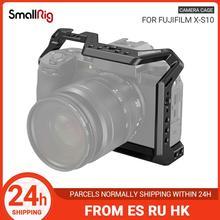 SmallRig funda carcasa de camara DSLR para cámara FUJIFILM X S10, Zapata fría, orificio Arri de 1/4 pulgadas, 3087