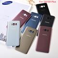 Оригинальное заднее стекло Samsung, задняя крышка корпуса, запасная крышка батарейного отсека для Samsung Galaxy S8 Plus S8 s8 + G955 G955F G950 G950F