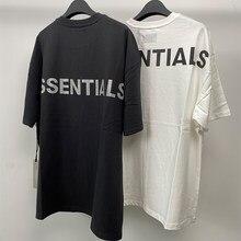 Camisetas de manga corta y de manga larga, clásicas, sueltas y ovaladas, Kanye West, jherón, 2021