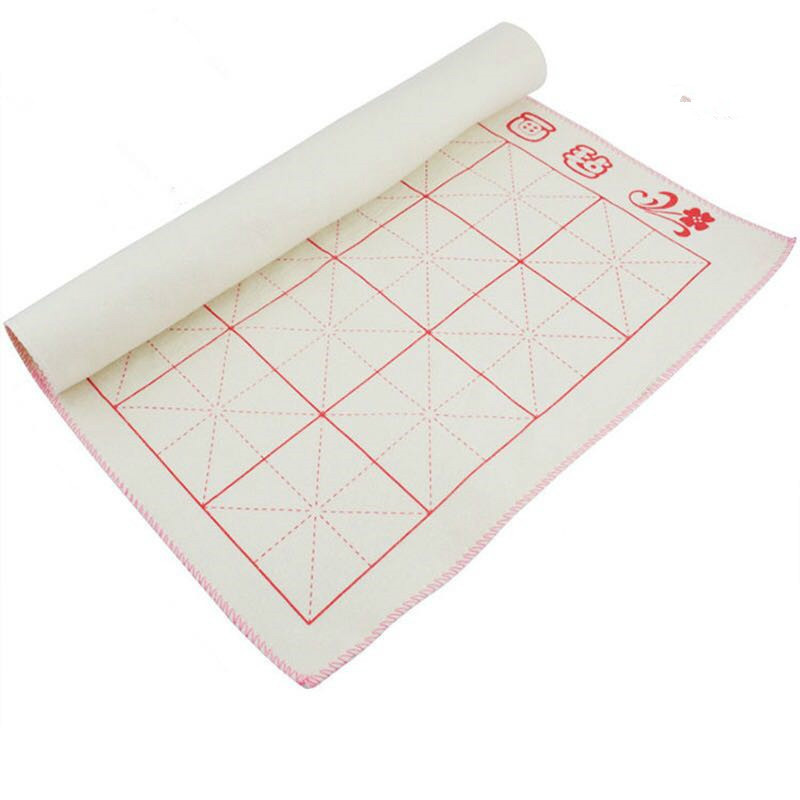 Thicken Felt Pad Peinture Feutre Soft Chinese Brush Calligraphy Ink Painting Thick Soft Pad Feutre Peinture 2mm 5mm Table Mat