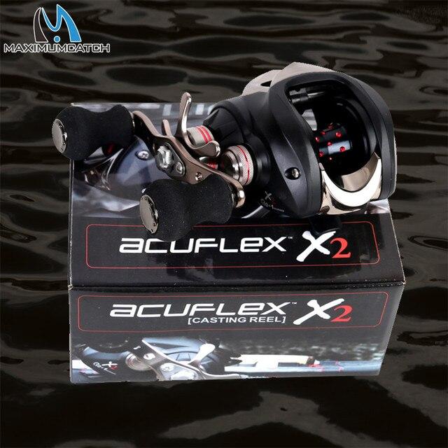 Maximumcatch Acuflex X2 – Halpa heittohyrrä