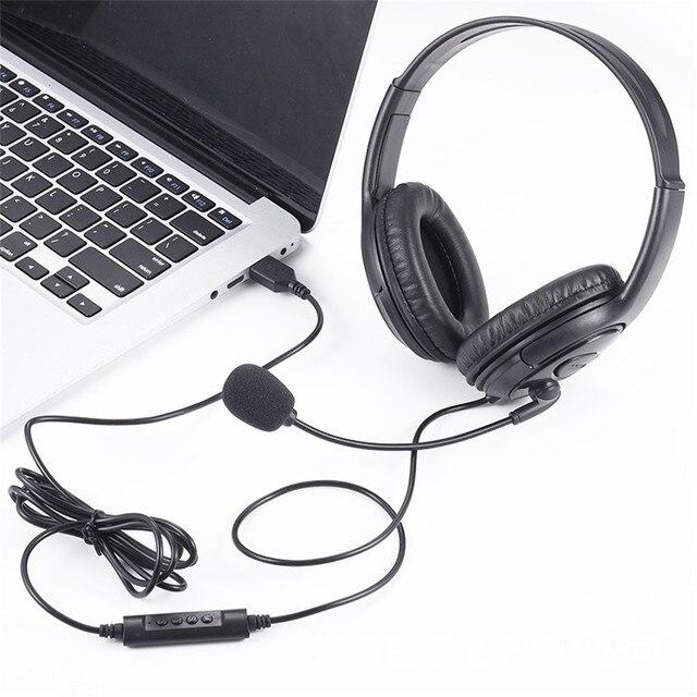 Business Accessories & Gadgets Laptop Accessories Adjustable Computer Headphones