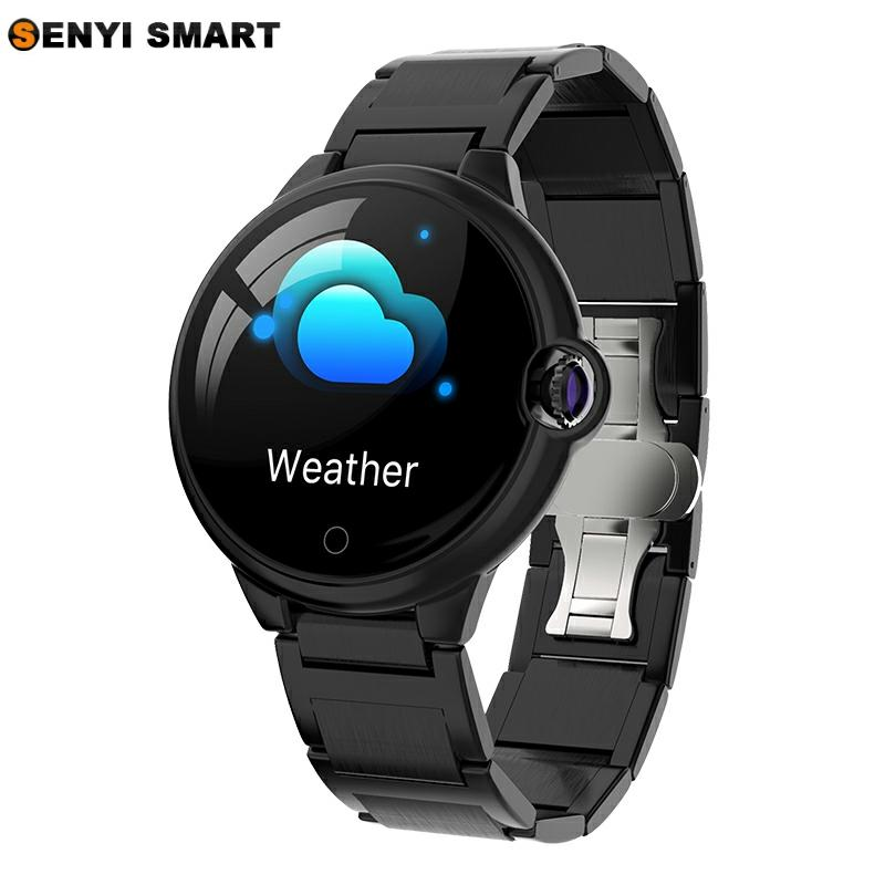 Men's and women's DR88 smart bracelet 1.22-inch touch screen anti-lost reminder multi-function sports smart watch