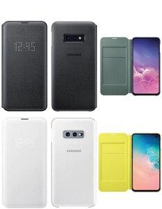 Image 2 - サムスンオリジナルledビューカバースマートカバー電話ケース銀河S10 SM G9730 S10X SM G9700 S10 e S10E S10Plus g9750