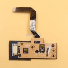 Power Media Button Board Для Lenovo Y580 Y480 Y485 Series QIWY3 LS-8001P