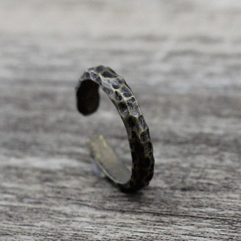 Винтажное кольцо в стиле ретро для мужчин и женщин, регулируемое ювелирное изделие В креативном дизайне, банджи для выпускного вечера, пода...
