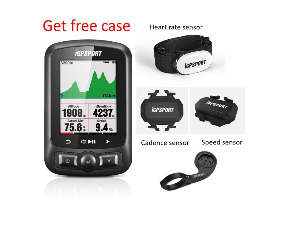 Igpsport Ant + Gps IGS618 Fiets Bluetooth Draadloze Stopwatch Snelheidsmeter Waterdicht IPX7 Fietsen Fiets Snelheidsmeter Computer