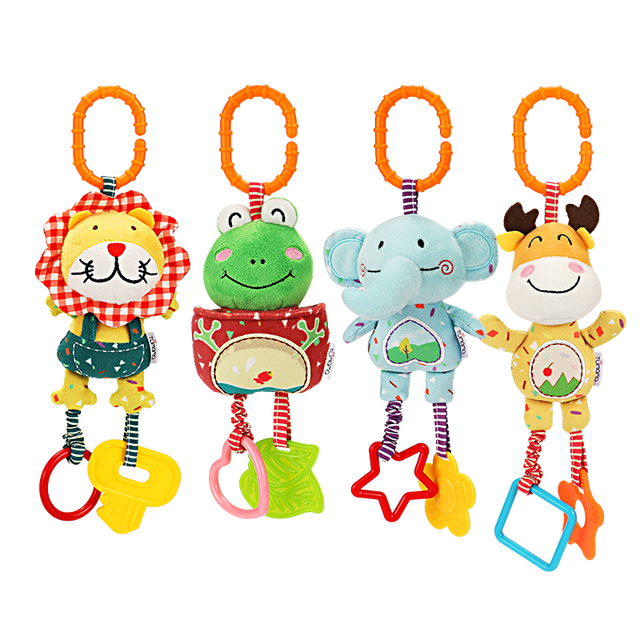 Tumama Baby Rattles Stroller Hanging Bell Mobiles Infant Baby Soft Crib Educational Toys For Newborn Children Kids Toys Gift Baby Rattles Mobiles Aliexpress