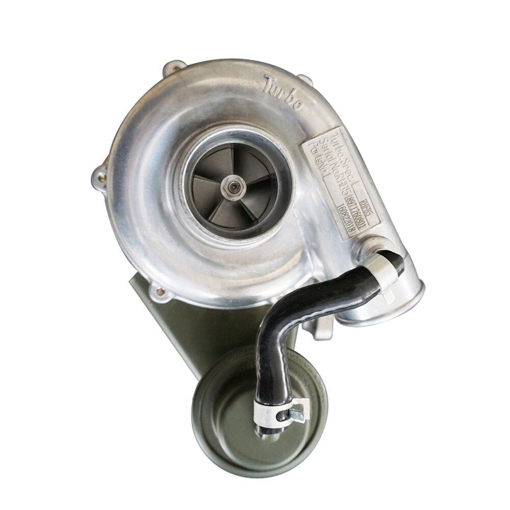 Otomobiller ve Motosikletler'ten Turboşarj'de RHB5 Turbo 8971760801 1984 1991 için Fit Isuzu Kamyon Trooper 4JB1T title=