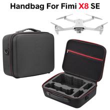 Torba na futerał Fimi X8 SE wodoodporny przenośny futerał do przenoszenia x8 se torebka Fimi X8 SE torba na akcesoria do dronów tanie tanio abay XIAOMI Drone torby 33-22-11cm