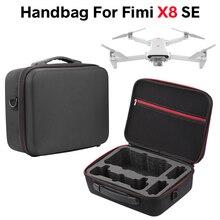 فيمي X8 SE كيس حقيبة مقاومة للماء المحمولة x8 se حمل حقيبة يد فيمي X8 SE حقيبة ملحقات طائرة بدون طيار