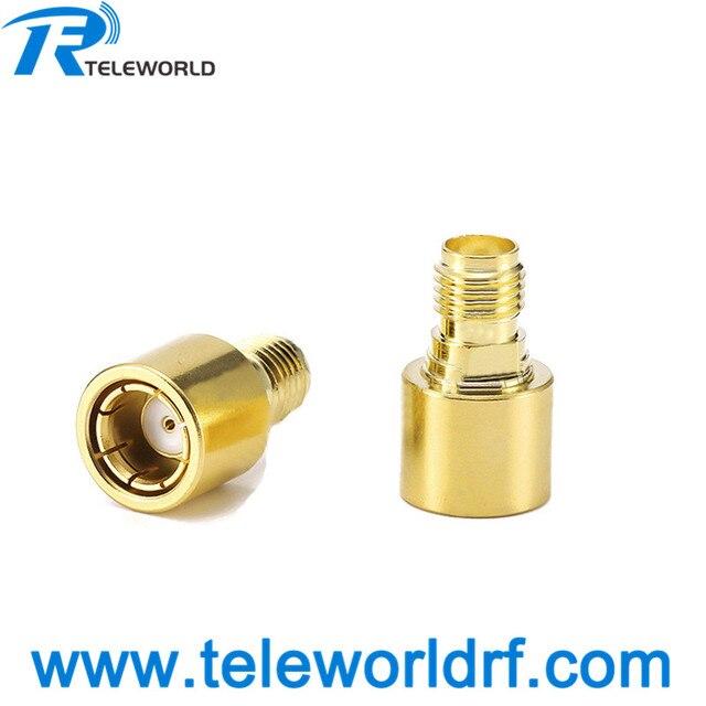 5 stücke SMA schnelle stecker adapter quick Stecker SMA stecker auf SMA weibliche 12GHz 50ohm VSWR 1,2