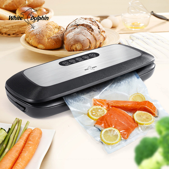 цена на Food Vacuum Sealer Machine 220V 110V For Food Saver With Free Bags Vacuum Packer Machine Home Electric Vacuum Sealer Packaging