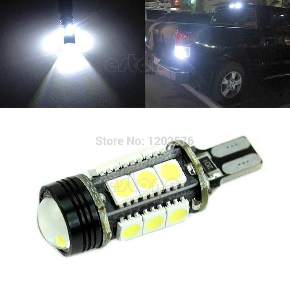 Высокое качество HID Белый резервного копирования светодиодные фонари заднего хода 12 Вт 921 T15 луковицы линзы проектора белый