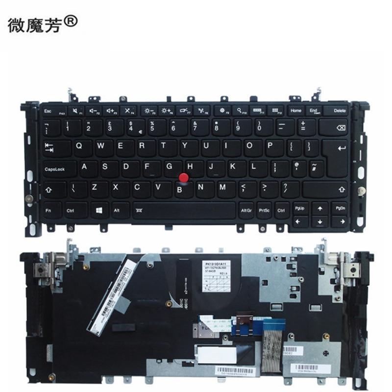 Lenovo Thinkpad 01AV675 01EN386 Keyboard NEW